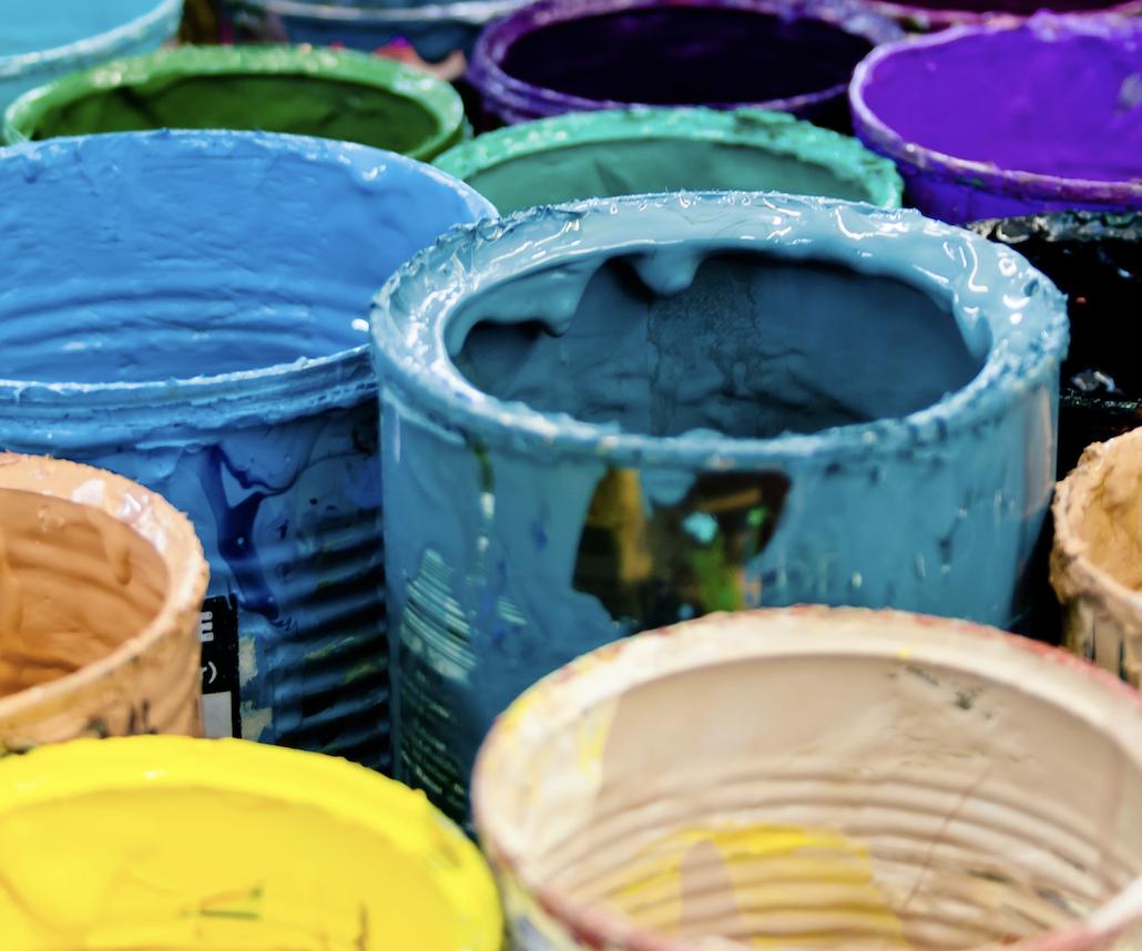 Farverådgivning hos malerfirma